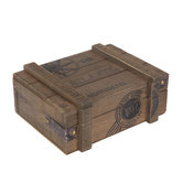 Nautical Wood Box